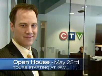 Todd Van der Heyden wants to show you inside CTV Montreal