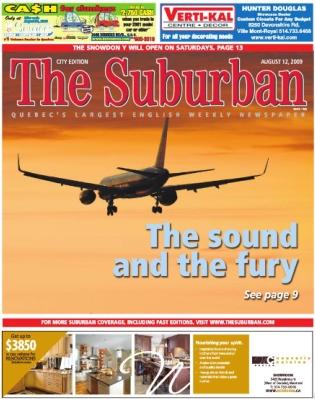 The Suburban: Aug. 12, 2009
