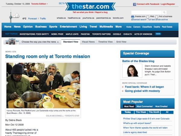 Toronto Star's thestar.com