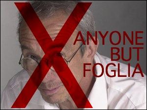 Anyone But Foglia