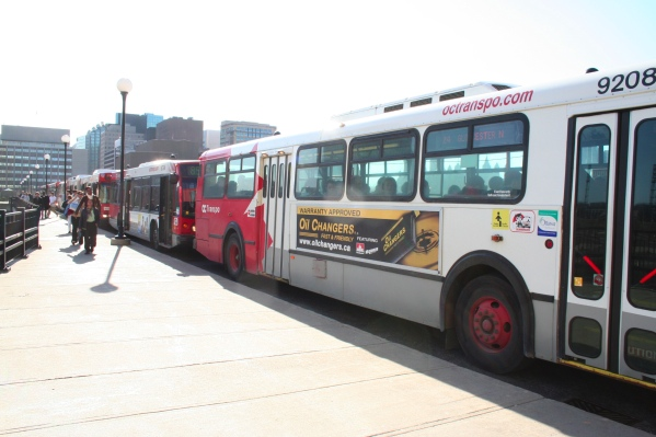 Bus-only roads are good enough for Ottawa. Why not here?