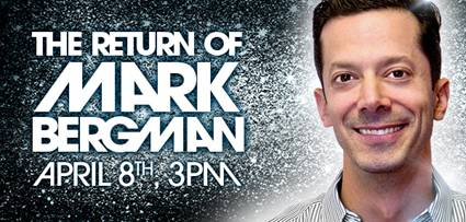 Mark Bergman returns
