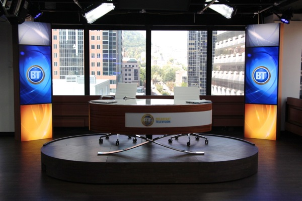 BT's anchor desk gets the best backdrop