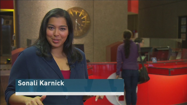 Our Montreal host Sonali Karnick
