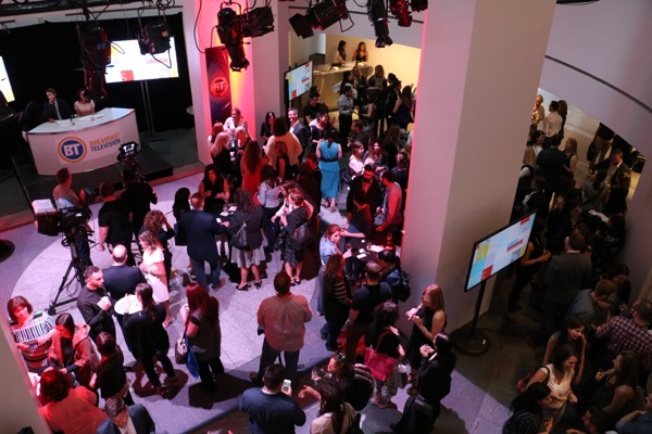The Rogers Media upfront in Montreal on June 7.