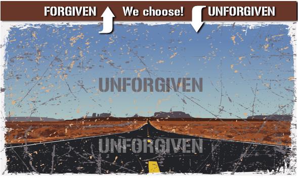 unforgiven landscape