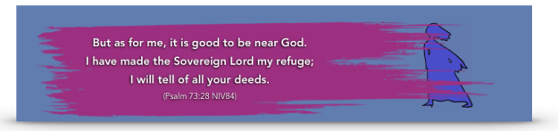 but as for me Sovereign LORD refuge