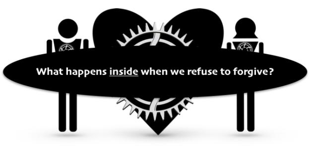 what happens inside heart gear two people