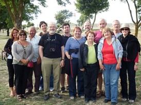 Visite à l'Ile-de-Ré par quelques membres de l'Amicale