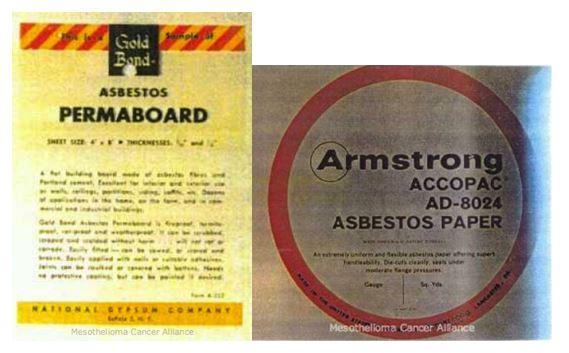 Asbestos paper boards family home plans blog for Gold bond sheetrock