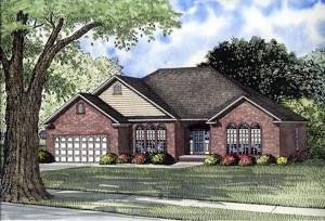 House Plan 62097