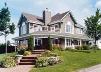 Traditional Farmhouse Plan - Family Home Plans Blog