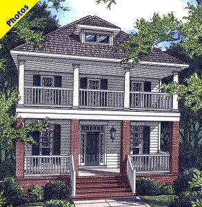 House Plan 80229