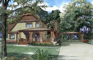 House Plan 82302