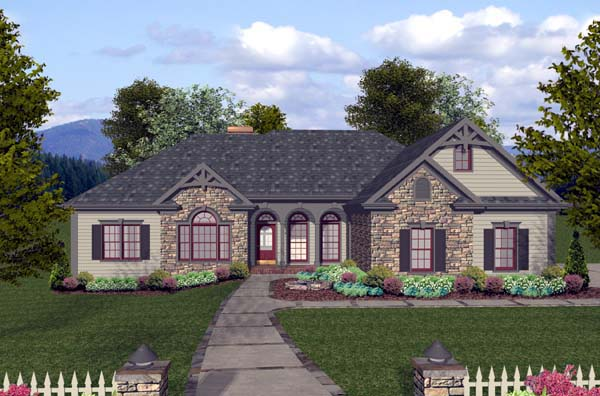 Best-Selling House Plans With 2000 Square Feet