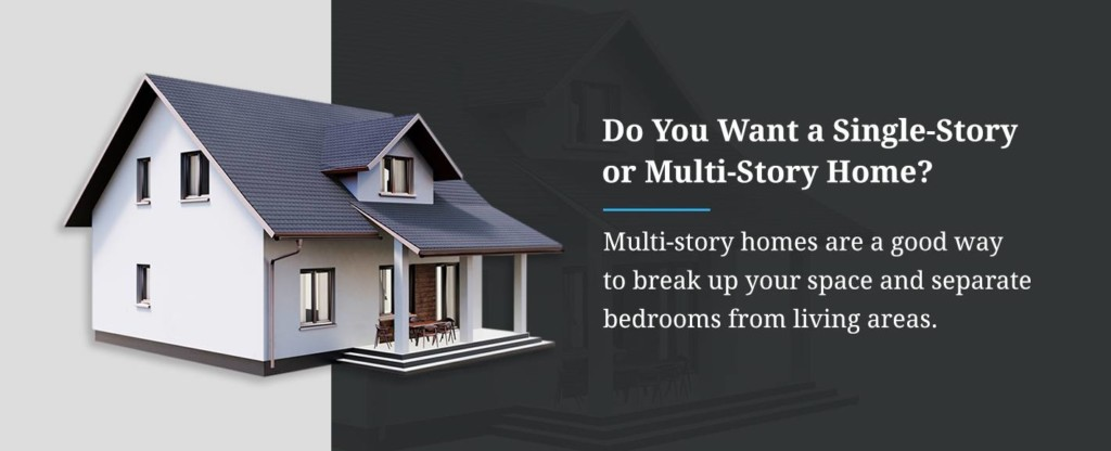 Single-Story or Multi-Story Home