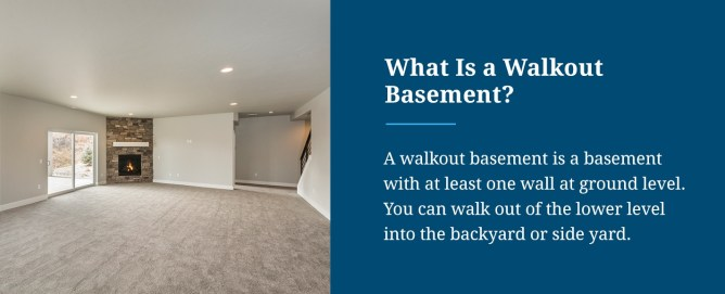 What Is a Walkout Basement