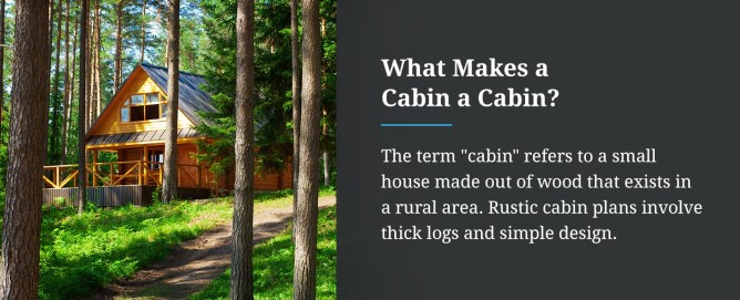 What Makes a Cabin a Cabin?