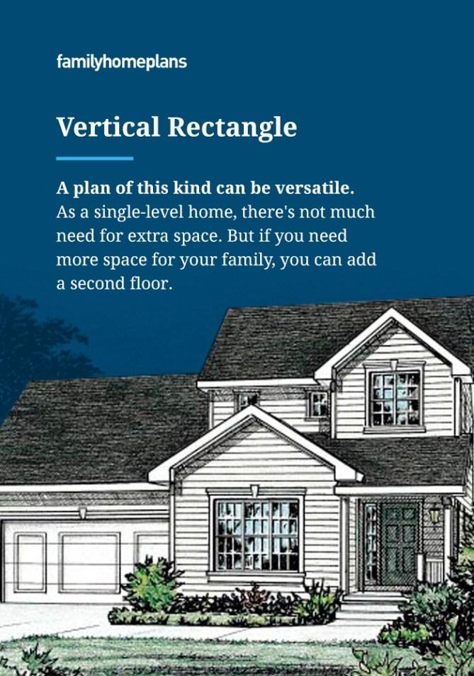 Vertical Rectangle