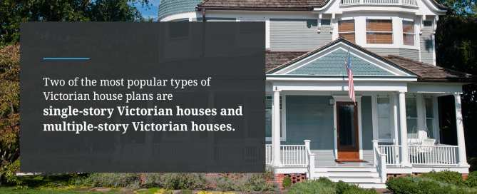 Examples of Victorian House Plans