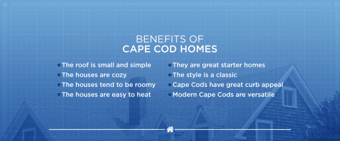 Benefits of Cape Cod Homes