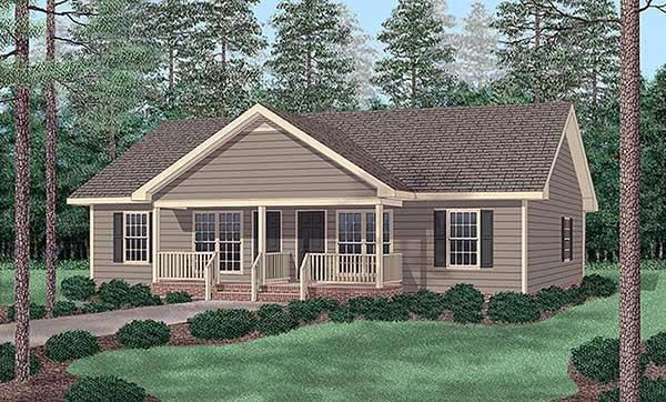 Best-Selling-Duplex Plans