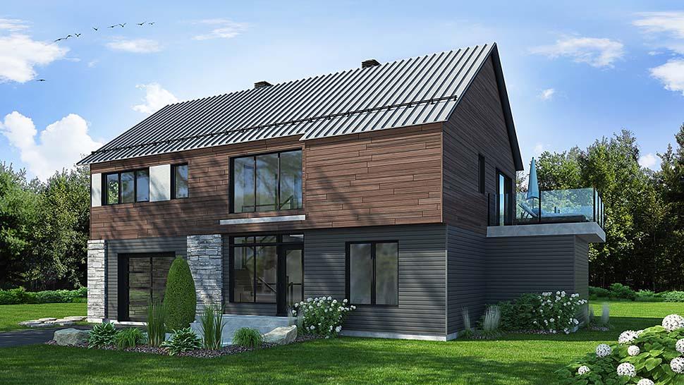 Scandinavian House Plan