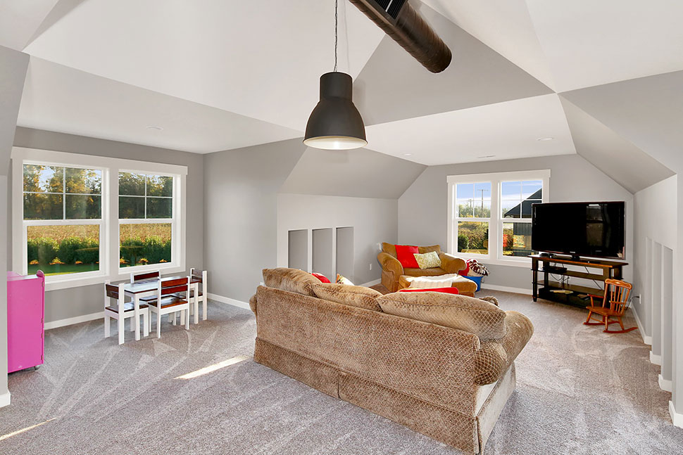 House Plan With Bonus Room