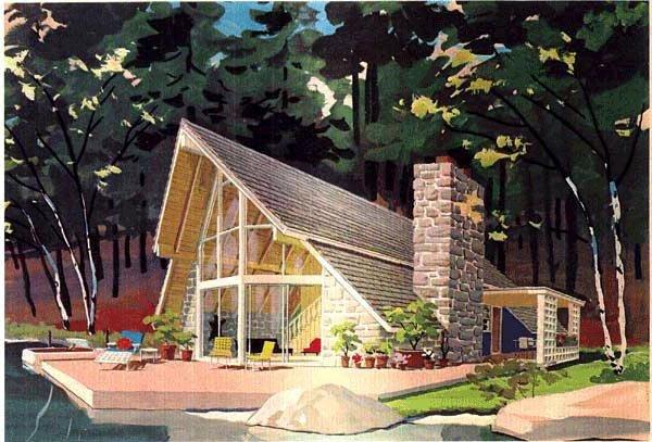 A-Frame-House-Plan