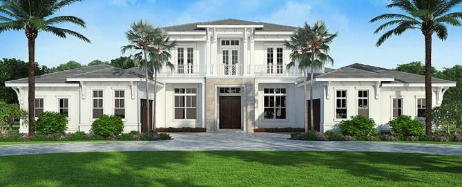 Mediterranean Style House Plan