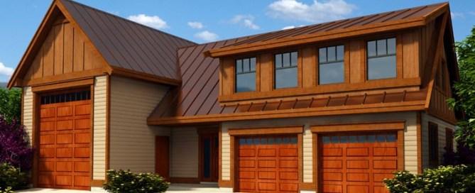 RV Garage Plan