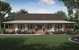 Lowcountry Style House Plan