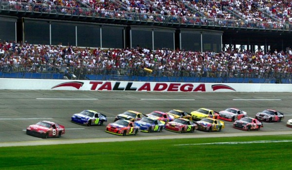 Best Seats at Talladega Superspeedway