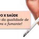 Reabilitação da qualidade de vida para o fumante!