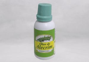 óleos essenciais de alecrim