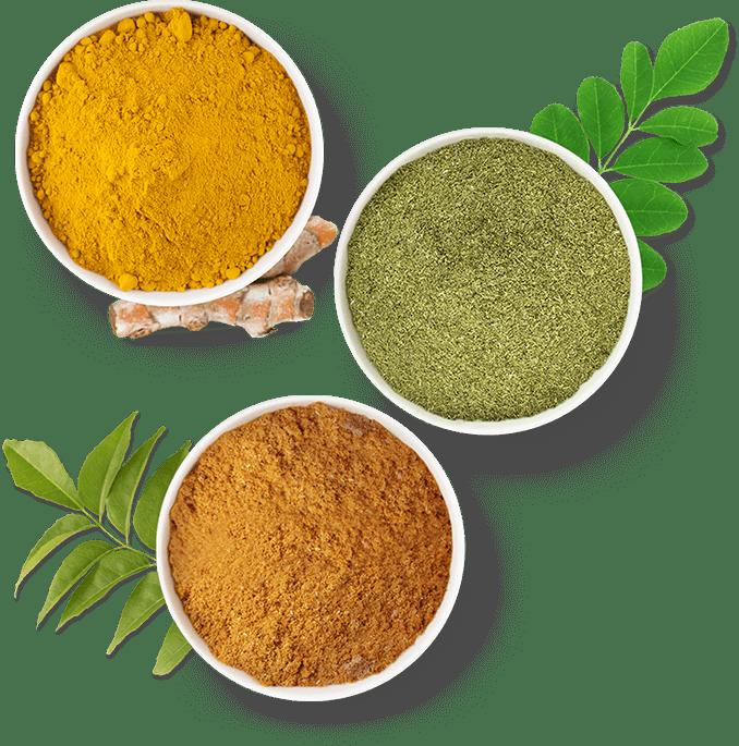 Slendacor tem como base uma seleção de ervas medicinais