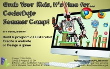 CoderDojo Summer Course 2014