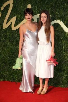 Pixie Geldoff & Ashley Williams