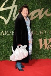 Suzy Menkes MBE