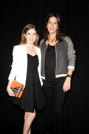 Anna Kendrick and Rebecca Minkoff