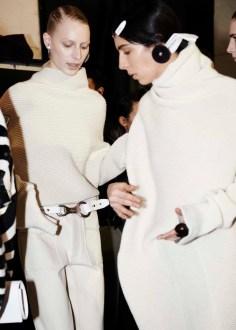 Acne F14 Backstage (20)
