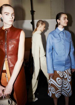 Acne F14 Backstage (6)