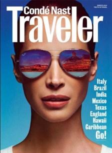 Conde Nast Traveler Cover