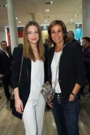Gaia Trussardi;Cristina Parodi