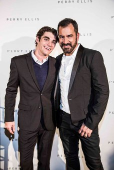RJ Mitte and Michael Maccari