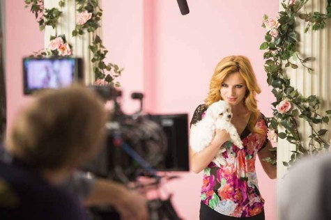Bella Thorne for Candies Fall 2014 (4)