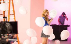 Bella Thorne for Candies Fall 2014 (5)