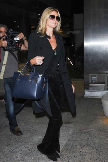 Celebrity Sightings In Los Angeles - September 21, 2014