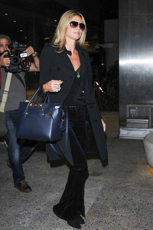 Celebrity Sightings In Los Angeles - September 21, 2014