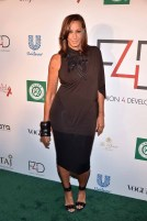 Designer Donna Karan attends Fashion 4 Development (F4D) 4th Annual Official First Ladies Luncheon at The Pierre Hotel on September 23, 2014 in New York City. (Photo by Theo Wargo/Getty Images for F4D)